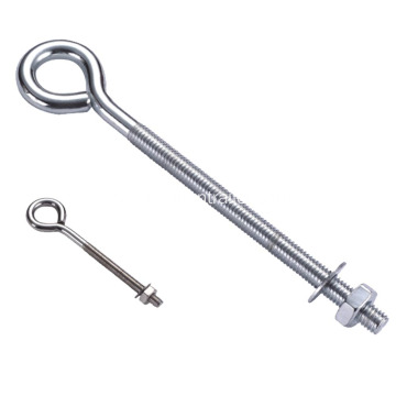 Eye Bolt Kit With Washer And Nut